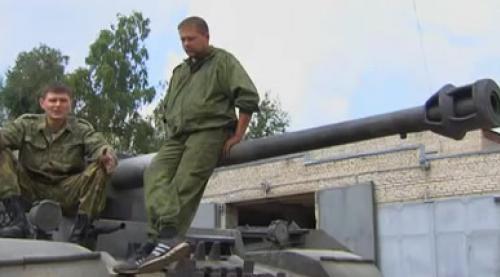 и два киевских экспедитора и